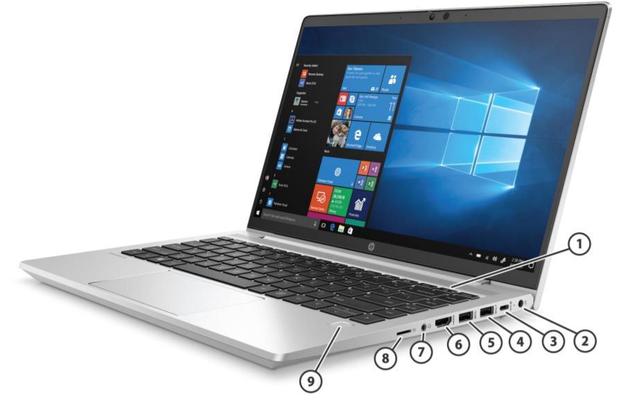 hp probook 440 G8 Notebook PC 4