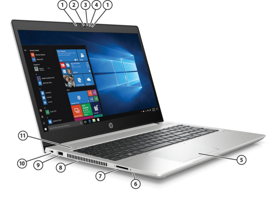 hp probook 450 g7 notebook PC 3