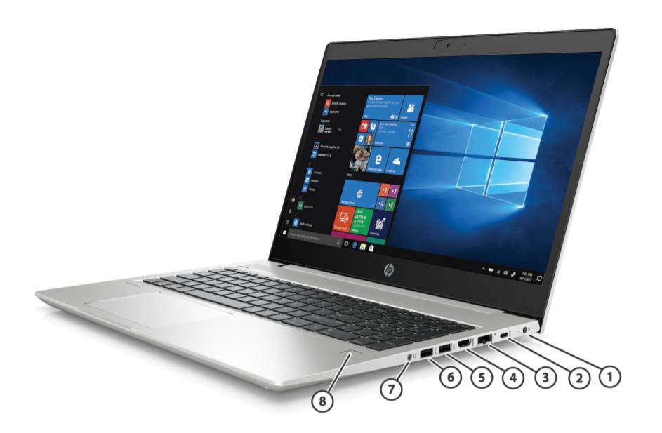 hp probook 450 g7 notebook PC 4