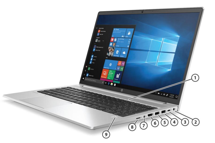 hp probook 450 G8 notebook PC 4