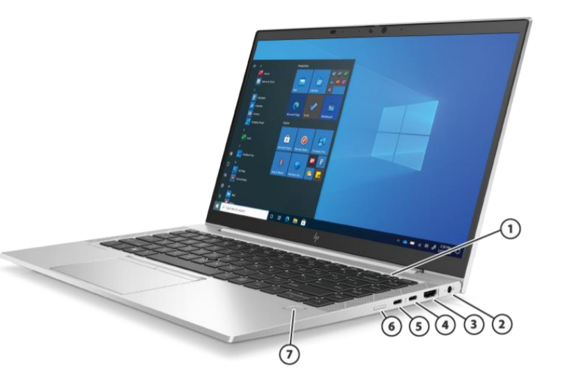 hp elitebook x360 1040 g6 4