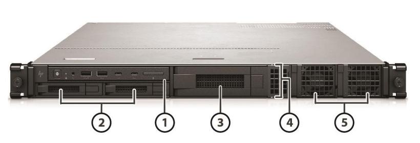 HP Z central 4R Workstation 3