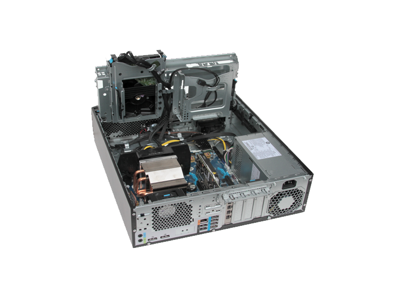 HP Z2 Small Form Factor G5 Workstation 6