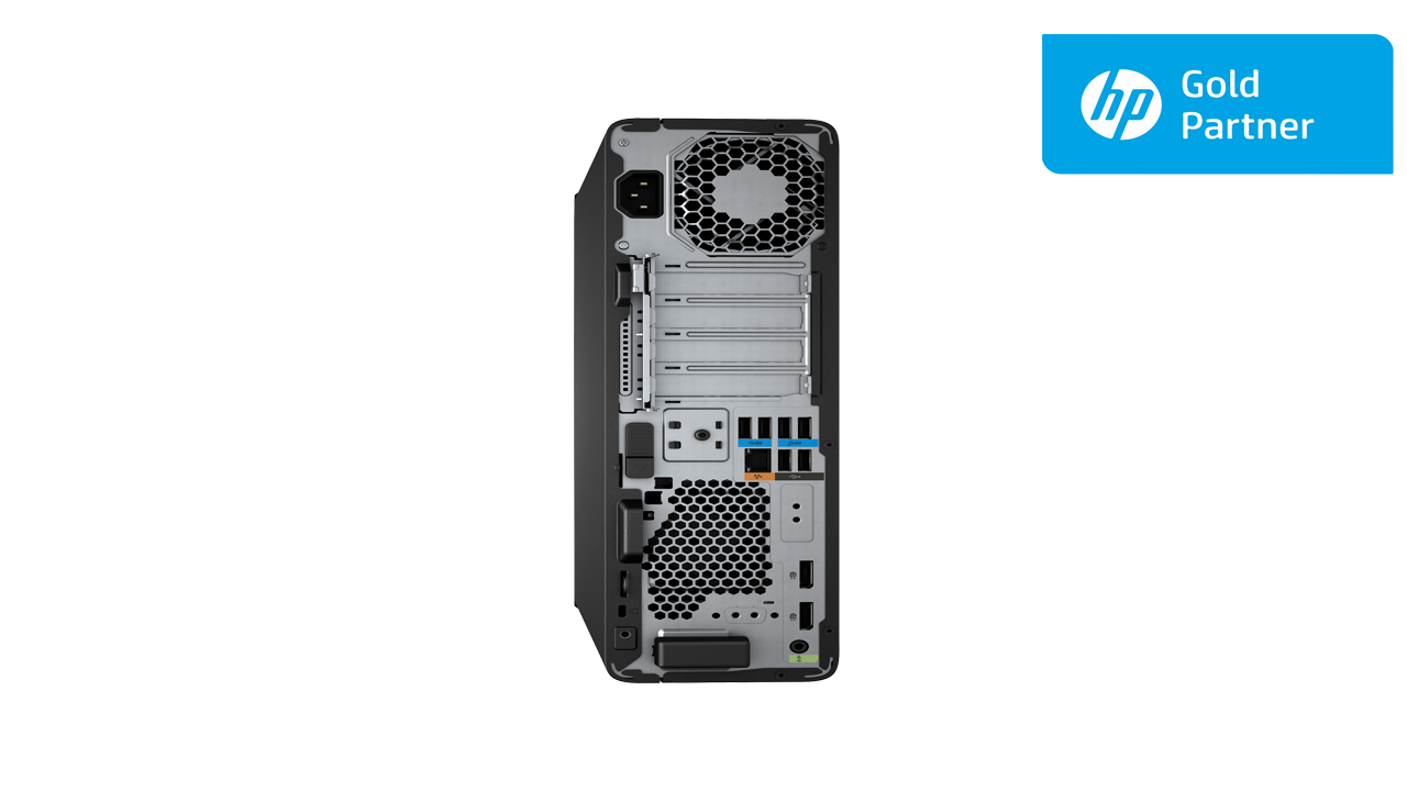 HP Z2 Small Form Factor G5 Workstation 2