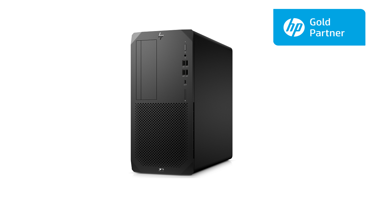 HP Z2 Small Form Factor G5 Workstation 1