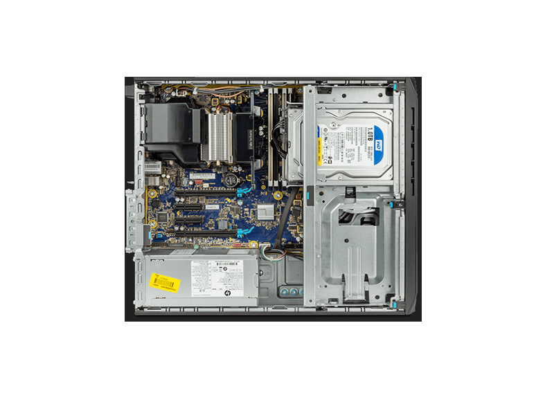 HP Z2 Small Form Factor G5 Workstation 7
