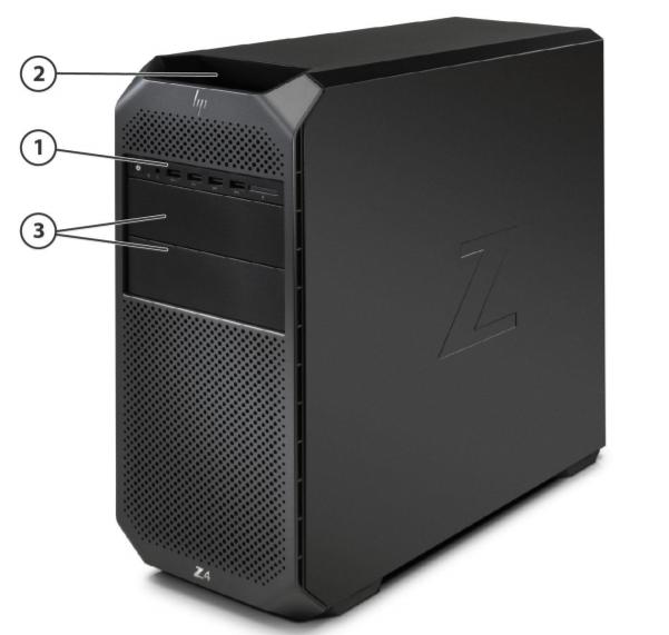 HP Z4 G4 Workstation 3