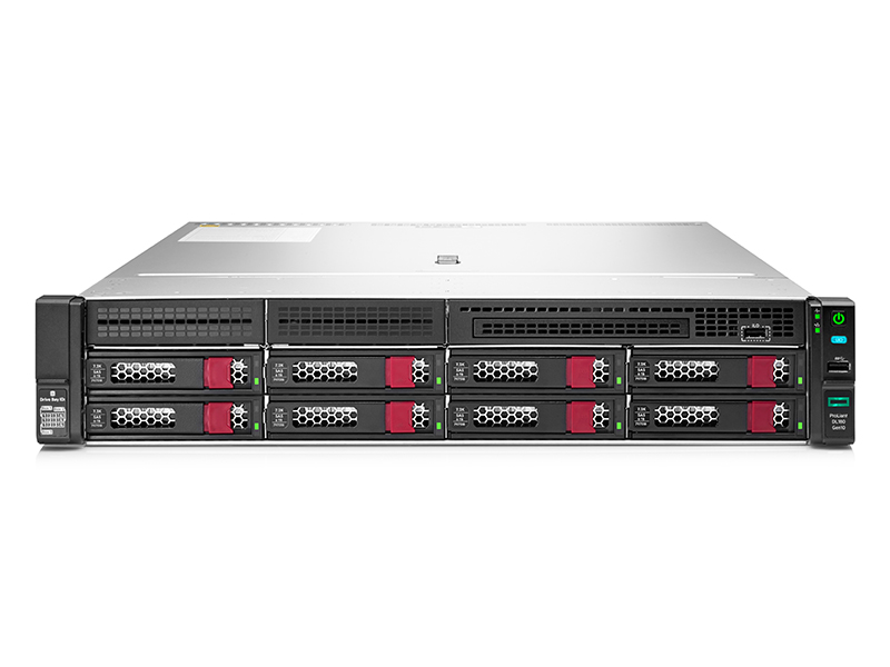 HPE ProLiant DL180 Gen10 Rack Server 8