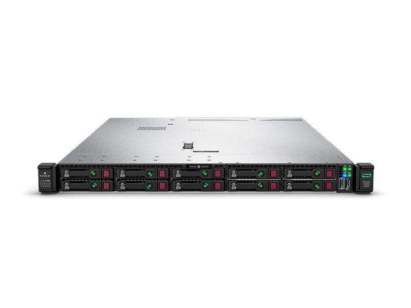 HPE ProLiant DL360 Gen10 Rack Server 9
