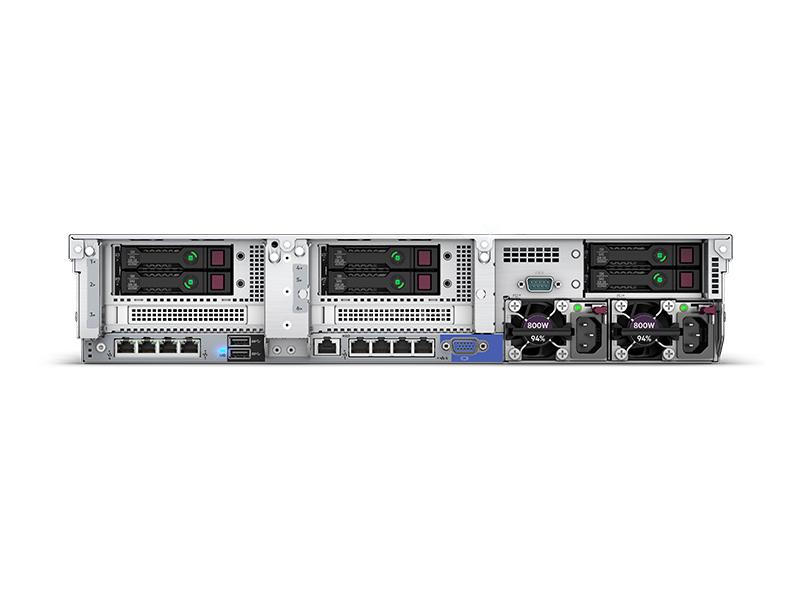 HPE ProLiant DL380 Gen10 Rack Server - HPE Gold Partner 8