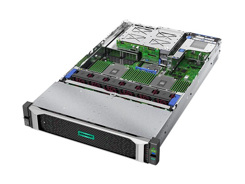 HPE ProLiant DL385 Gen10 Rack Server 7