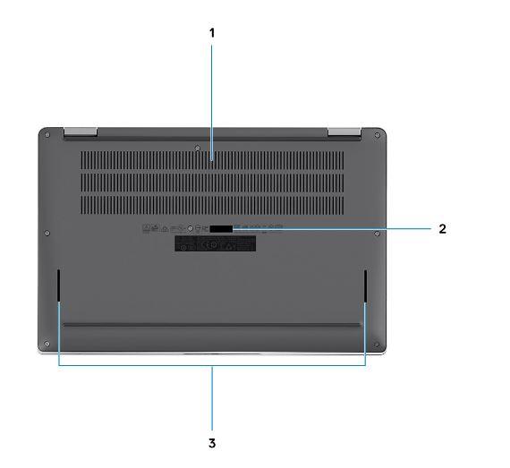 Dell Latitude 7410 Laptop 8