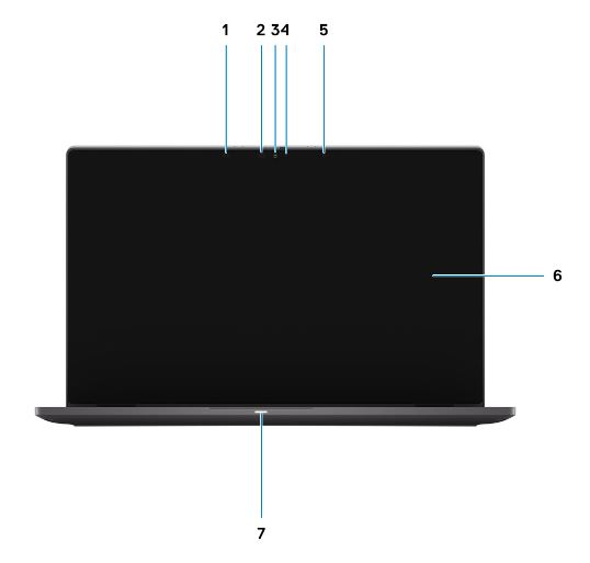 Dell Latitude 7410 Laptop 4