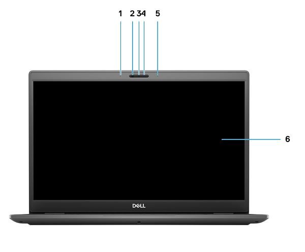 Dell Latitude 3510 Laptop 3