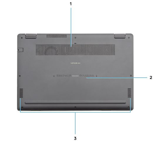 Dell Latitude 3510 Laptop 7
