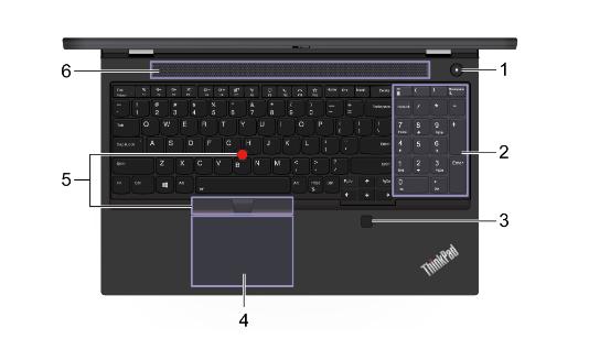 Lenovo Thinkpad P15s G1 Mobile Workstation 4