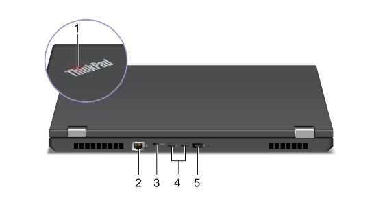 Lenovo Thinkpad P15s G1 Mobile Workstation 7