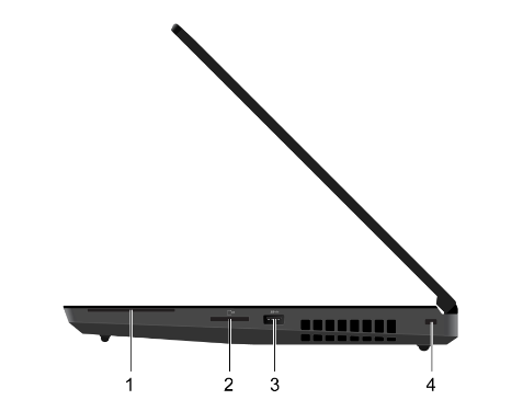 Lenovo Thinkpad P15s G1 Mobile Workstation 6