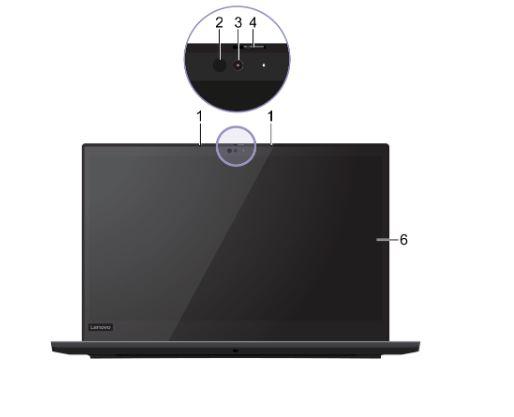 Lenovo Thinkpad P1 G3 Mobile Workstation 4