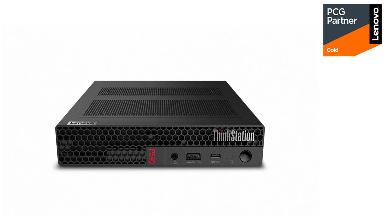 Lenovo ThinkStation P340 Tiny 2