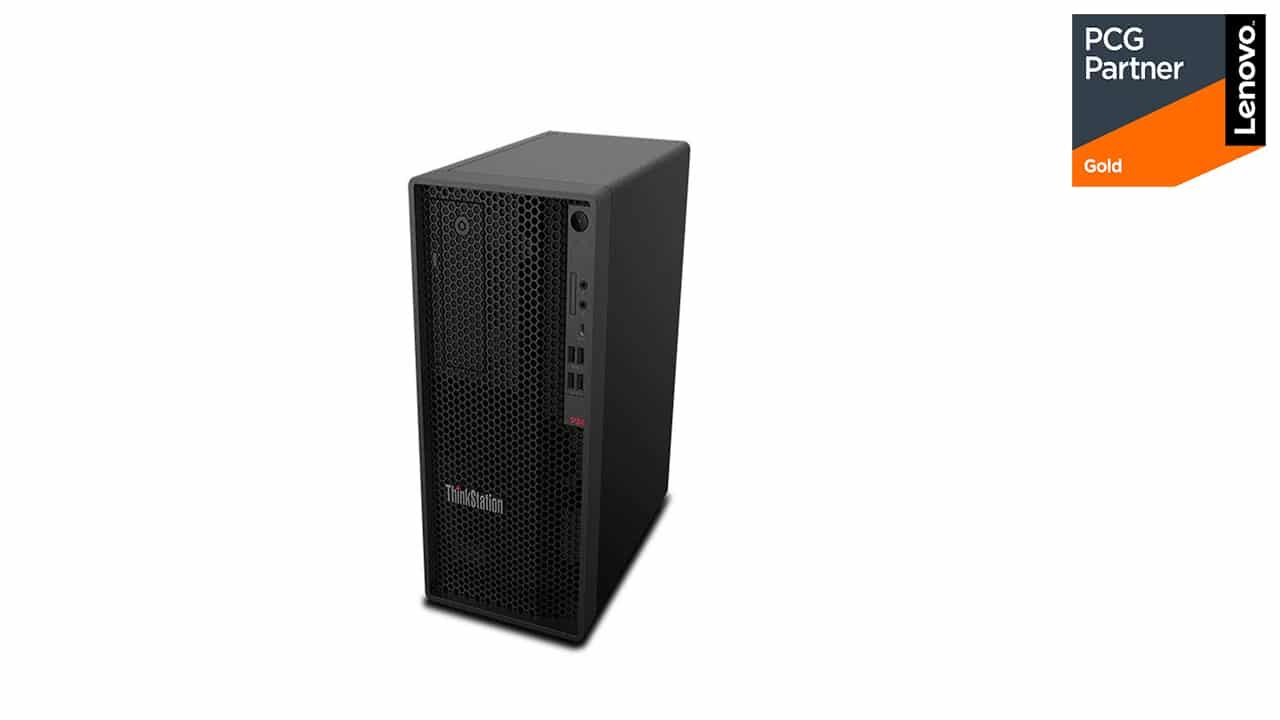 Lenovo ThinkStation P340 Tower 1