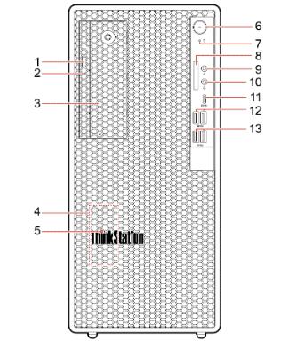 Lenovo ThinkStation P340 Tower 3