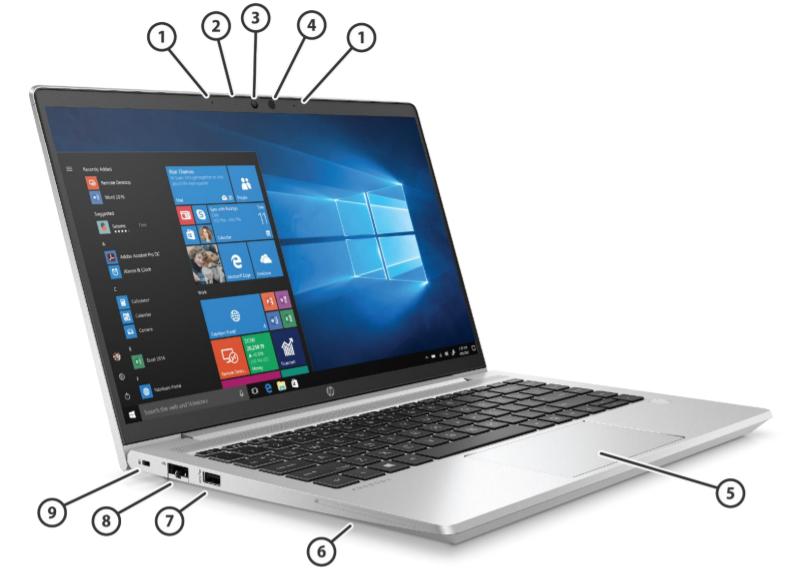 hp ProBook 640 G8 (Business) 3