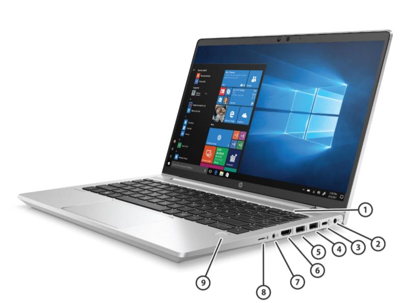 hp ProBook 640 G8 (Business) 4