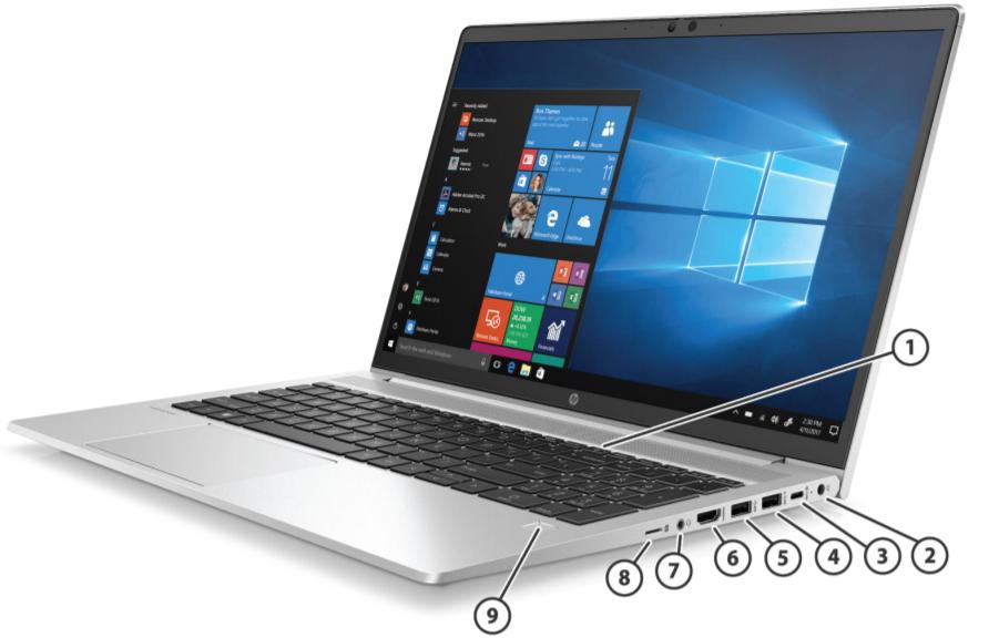 HP EliteBook 830 G7 4
