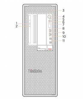 Lenovo ThinkStation P620 Tower 3