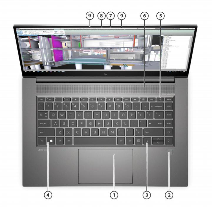 HP ZBook Studio G7 Mobile Workstation 3