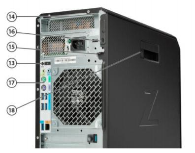 HP Z8 G4 Workstation in UAE 5
