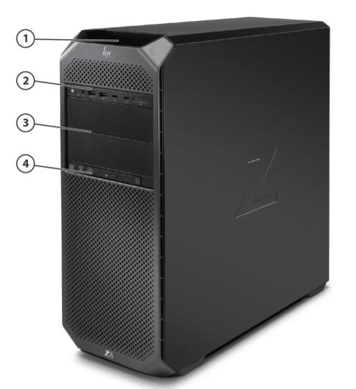 HP Z6 G4 Workstation 3