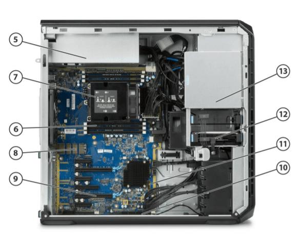 HP Z6 G4 Workstation 4