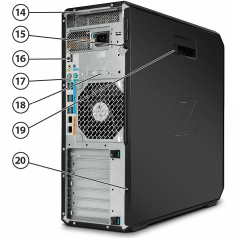 HP Z6 G4 Workstation 5