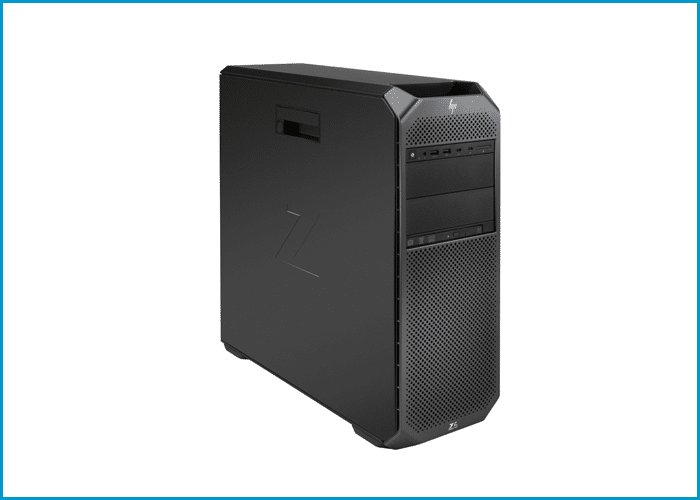 HP Z2 Small Form Factor G5 Workstation 15