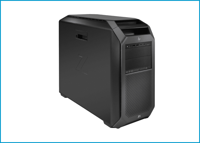 HP Z2 Small Form Factor G5 Workstation 16