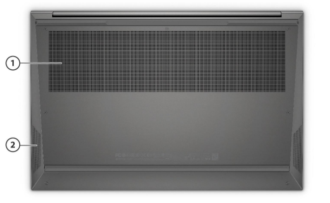 HP ZBook Create G7 Notebook PC 6