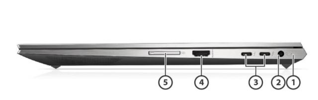 HP ZBook Studio G7 Mobile Workstation 5