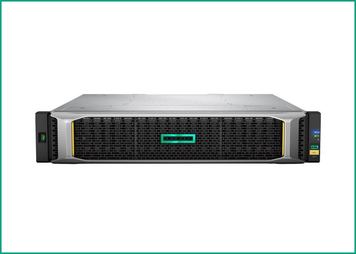 HPE MSA 2050 SAN Dual Controller LFF Storage 12
