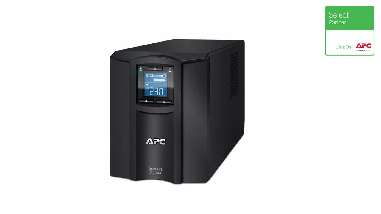 SMC2000I - APC Smart-UPS C 2000VA LCD 230V 1