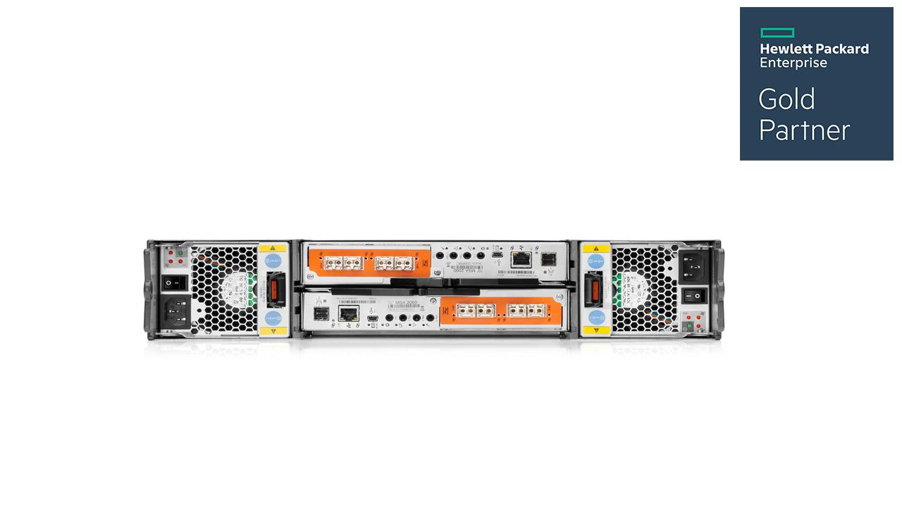 HPE MSA 2060 Storage 2