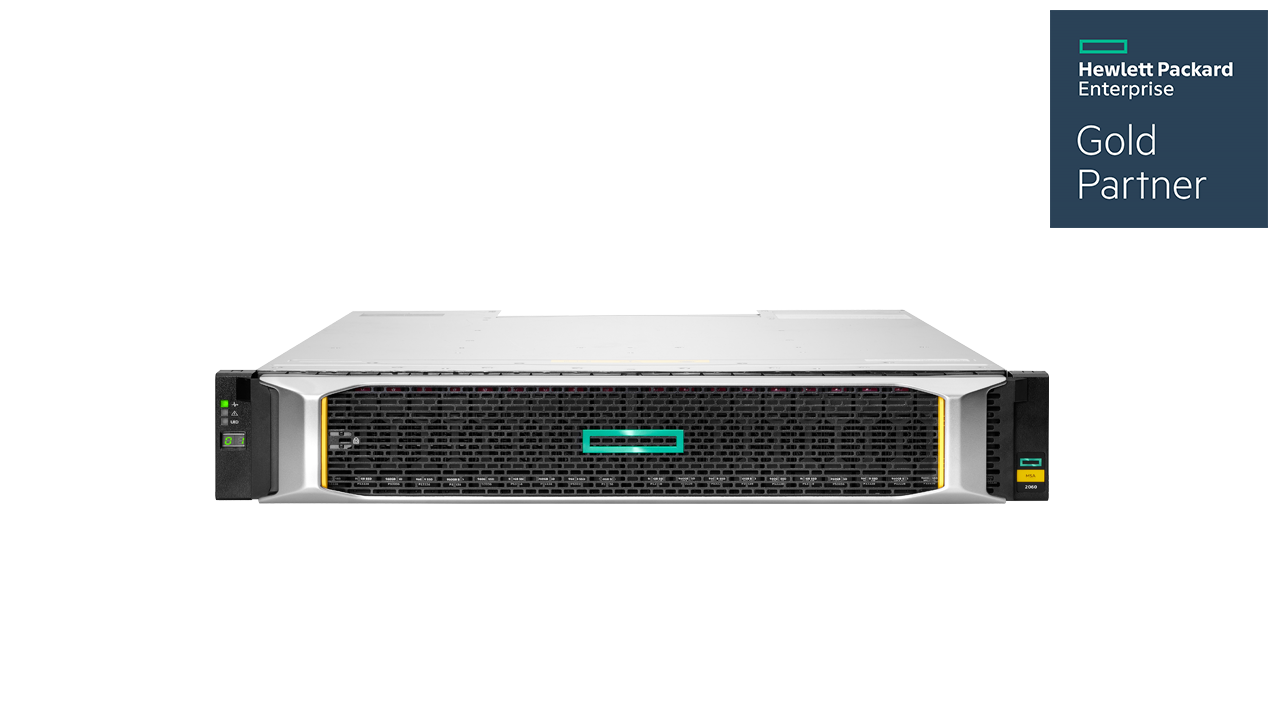 HPE MSA 2060 Storage 1