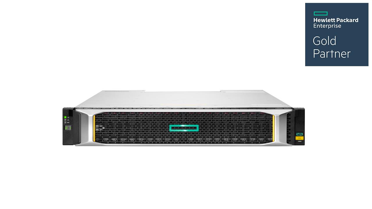 HPE MSA 2062 Storage 1