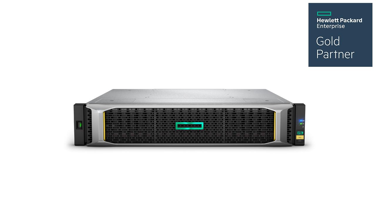 HPE MSA 2050 SAN Dual Controller LFF Storage 1