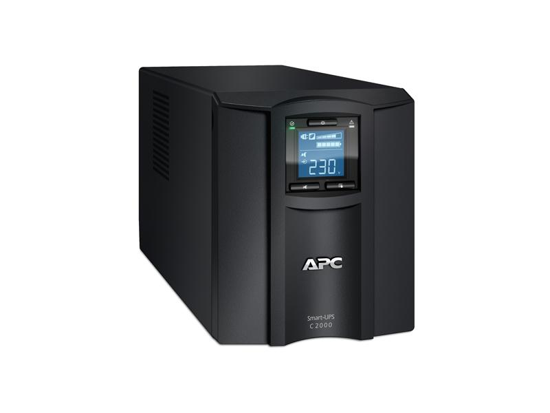SMC2000I - APC Smart-UPS C 2000VA LCD 230V 6