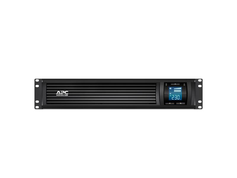 SMC3000RMI2U - APC Smart-UPS C 3000VA Rack mount LCD 230V 5