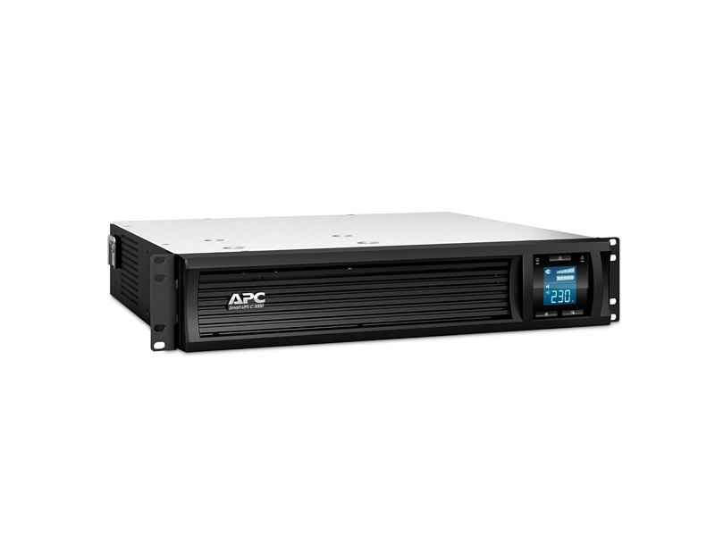 SMC3000RMI2U - APC Smart-UPS C 3000VA Rack mount LCD 230V 6