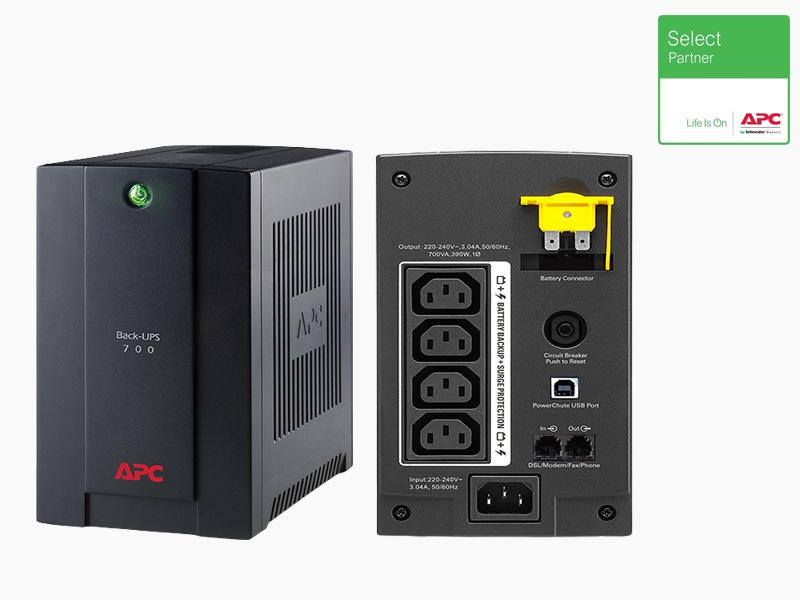 APC Line Interactive UPS 1