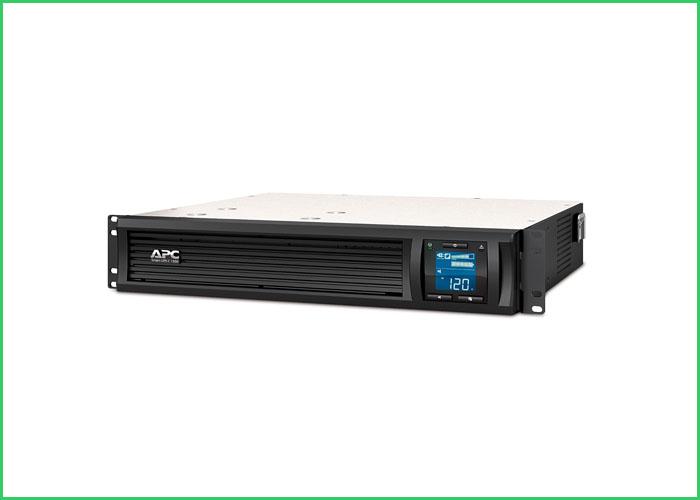SMC3000RMI2U - APC Smart-UPS C 3000VA Rack mount LCD 230V 14